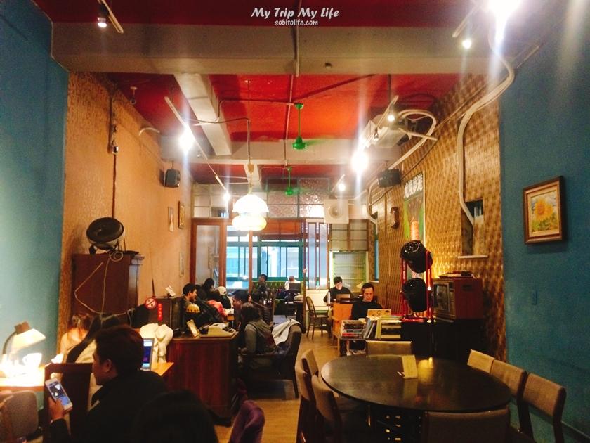 《美食記錄》台北 NOTCH咖啡工廠(站前店) @MY TRIP ‧ MY LIFE