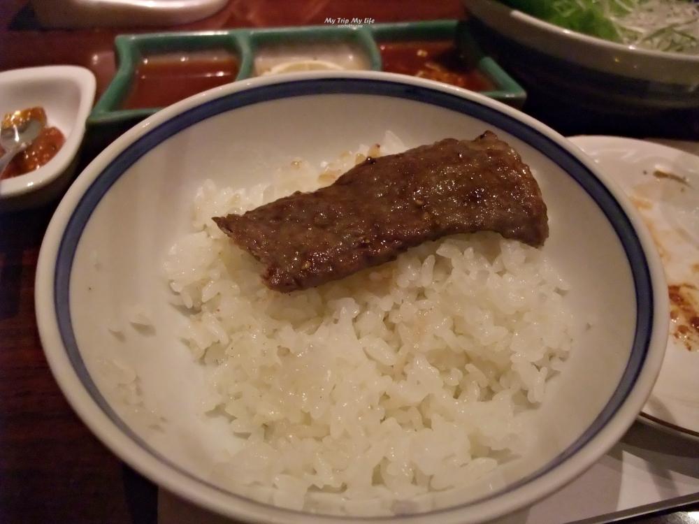 《美食紀錄》日本必吃燒肉「烤肉 敘敘苑」 @MY TRIP ‧ MY LIFE