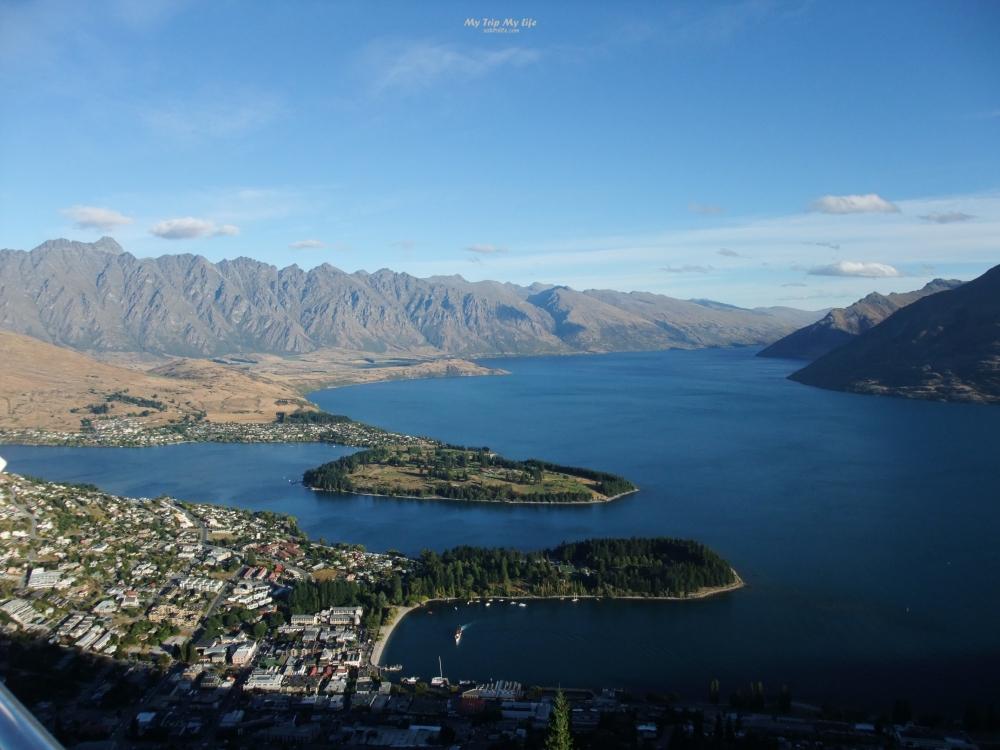 【紐西蘭旅行】南島金原採礦中心、皇后鎮Skyline纜車山頂高空湖景餐廳 @MY TRIP ‧ MY LIFE