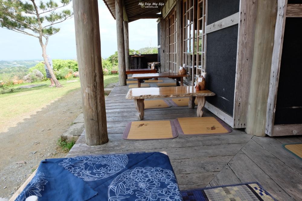 《美食紀錄》日本沖繩本部町 – 〖花人逢〗古民宅、海景、披薩喫茶的結合 @MY TRIP ‧ MY LIFE