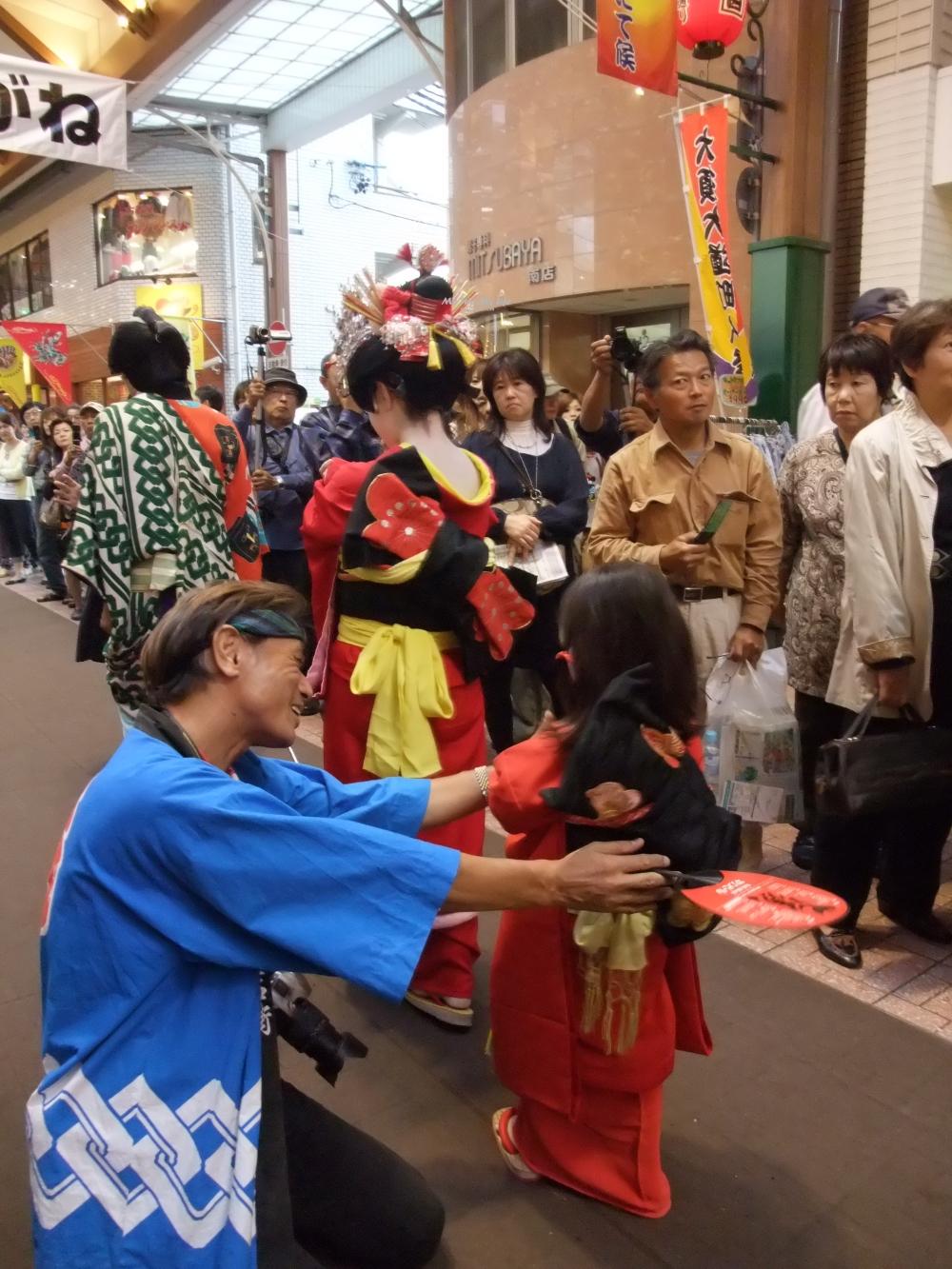 【日本旅遊】名古屋 – 名古屋祭、大須大道町人祭 @MY TRIP ‧ MY LIFE