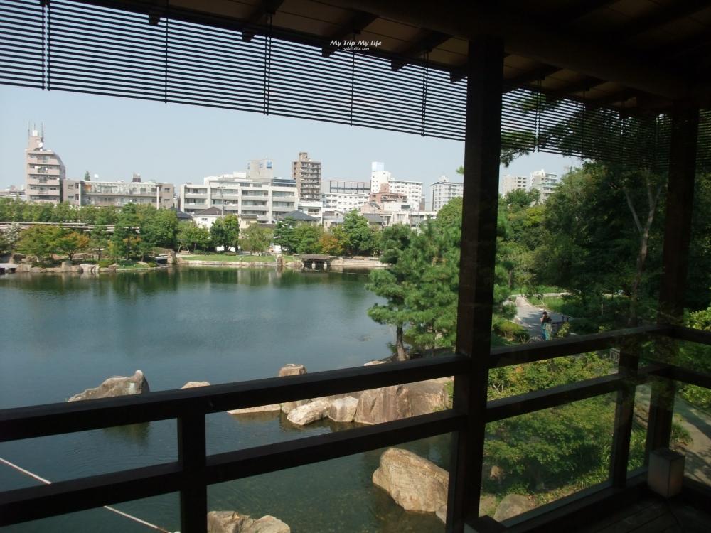【日本旅行】名古屋 – 德川園法式花園餐廳午餐、德川美術館 @MY TRIP ‧ MY LIFE