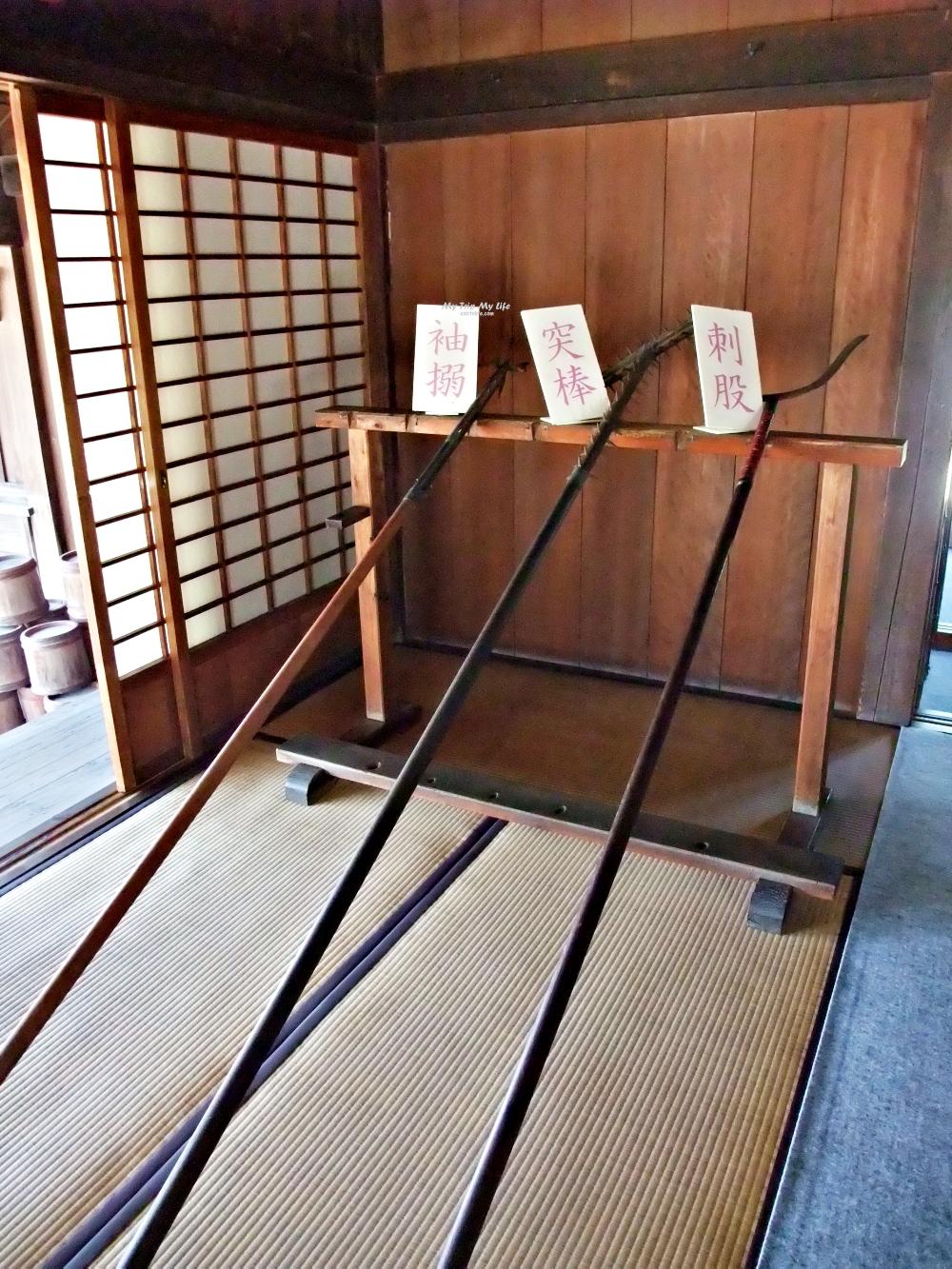 【日本旅行】靜岡 – 「新居關所」探險、靜岡鰻魚飯 @MY TRIP ‧ MY LIFE