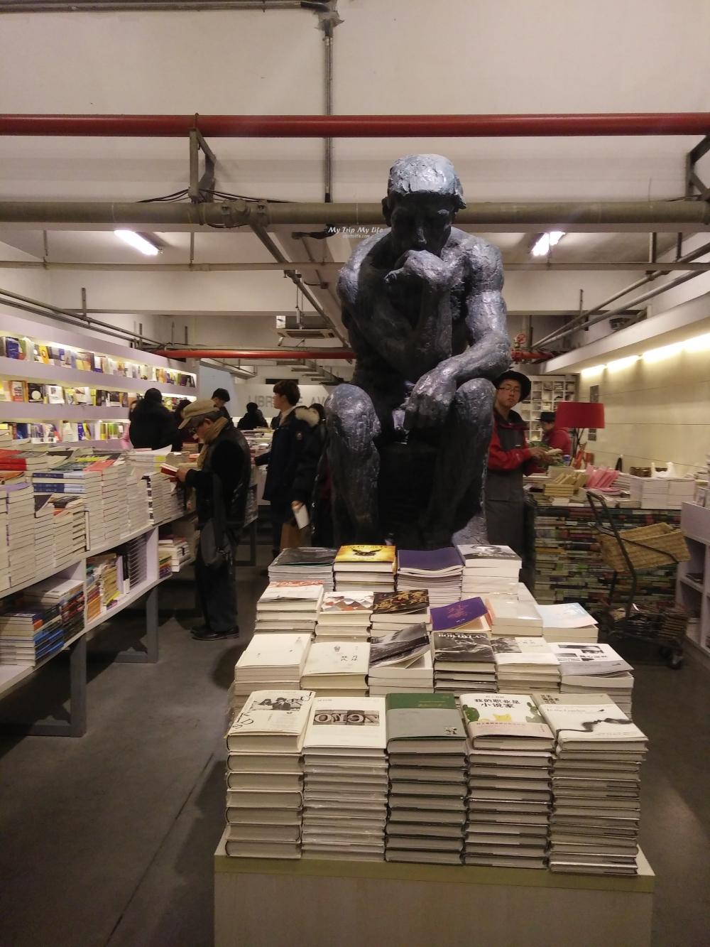 【南京旅行】文青必去!防空洞改建中國最美書店 @MY TRIP ‧ MY LIFE