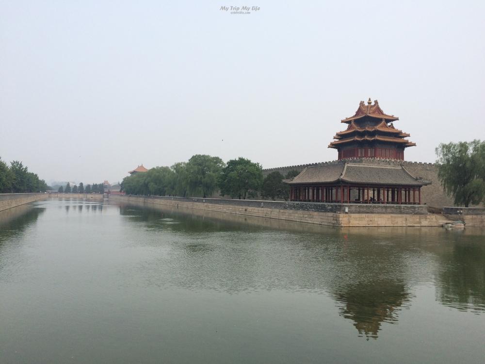 【北京旅行】紫禁城後花園之景山公園 @MY TRIP ‧ MY LIFE
