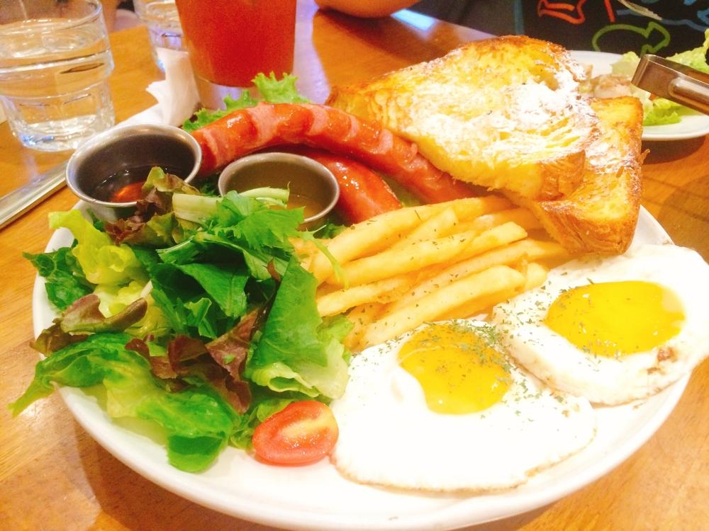 《美食紀錄》台北車站美食 – 貳樓 Second floor cafe @MY TRIP ‧ MY LIFE