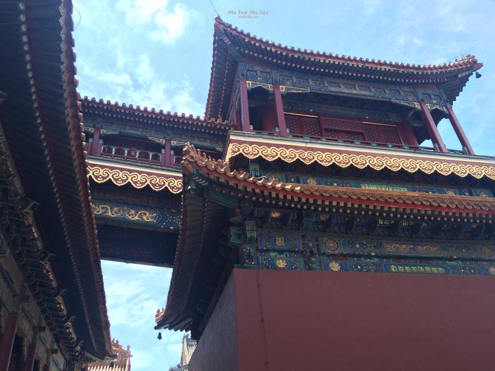 【北京旅行】藏傳佛教聖地 – 雍和宮 @MY TRIP ‧ MY LIFE