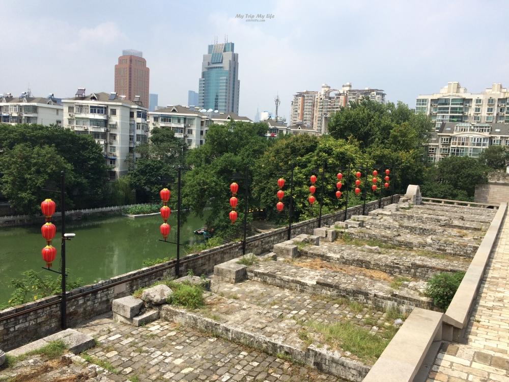 【南京旅行】南京明城牆 – 『中華門』散步去 @MY TRIP ‧ MY LIFE