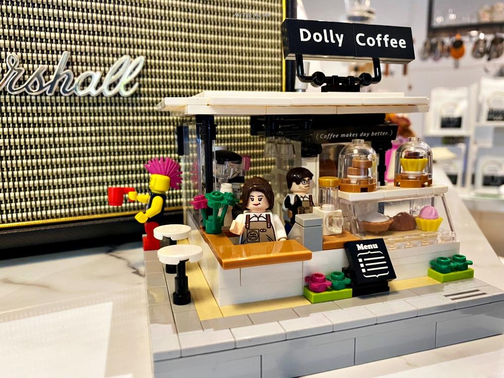 《美食紀錄》台北石牌站 – Dolly Coffee Roasters 多莉咖啡 @MY TRIP ‧ MY LIFE