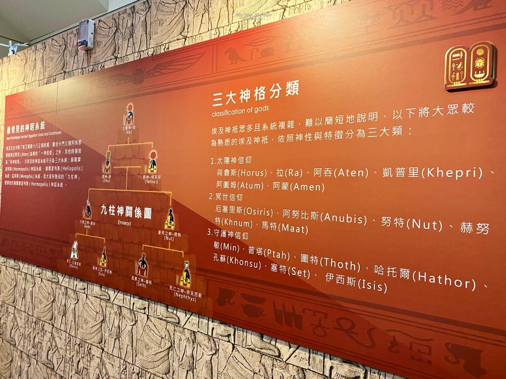 台北展覽|圖坦卡門法老王的黃金寶藏特展 @MY TRIP ‧ MY LIFE