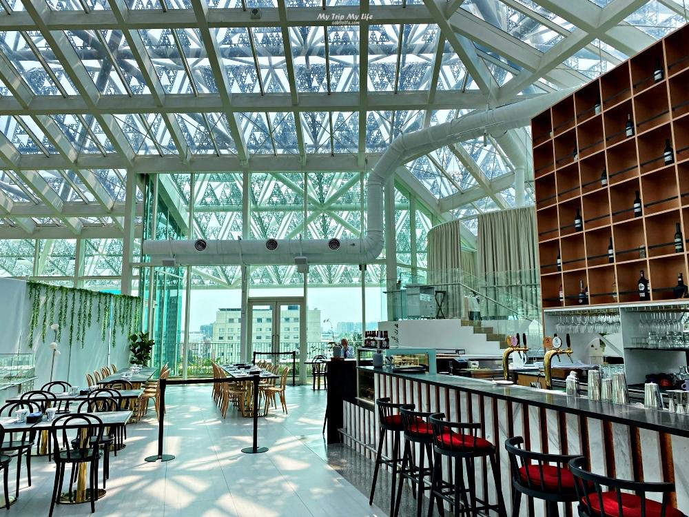 《美食紀錄》台南市美術館2館「LUMIERE 美・食光」享用悠閒午餐 @MY TRIP ‧ MY LIFE
