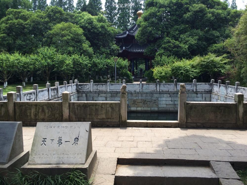 【江蘇鎮江】來到白蛇傳中的「金山寺」探險 @MY TRIP ‧ MY LIFE