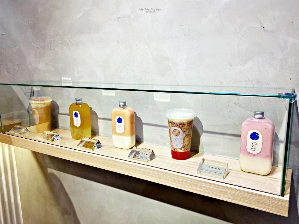 《甜點-手搖店》台北西門町- 麥吉machi machi 西門店 周杰倫超愛的奶茶店 @MY TRIP ‧ MY LIFE