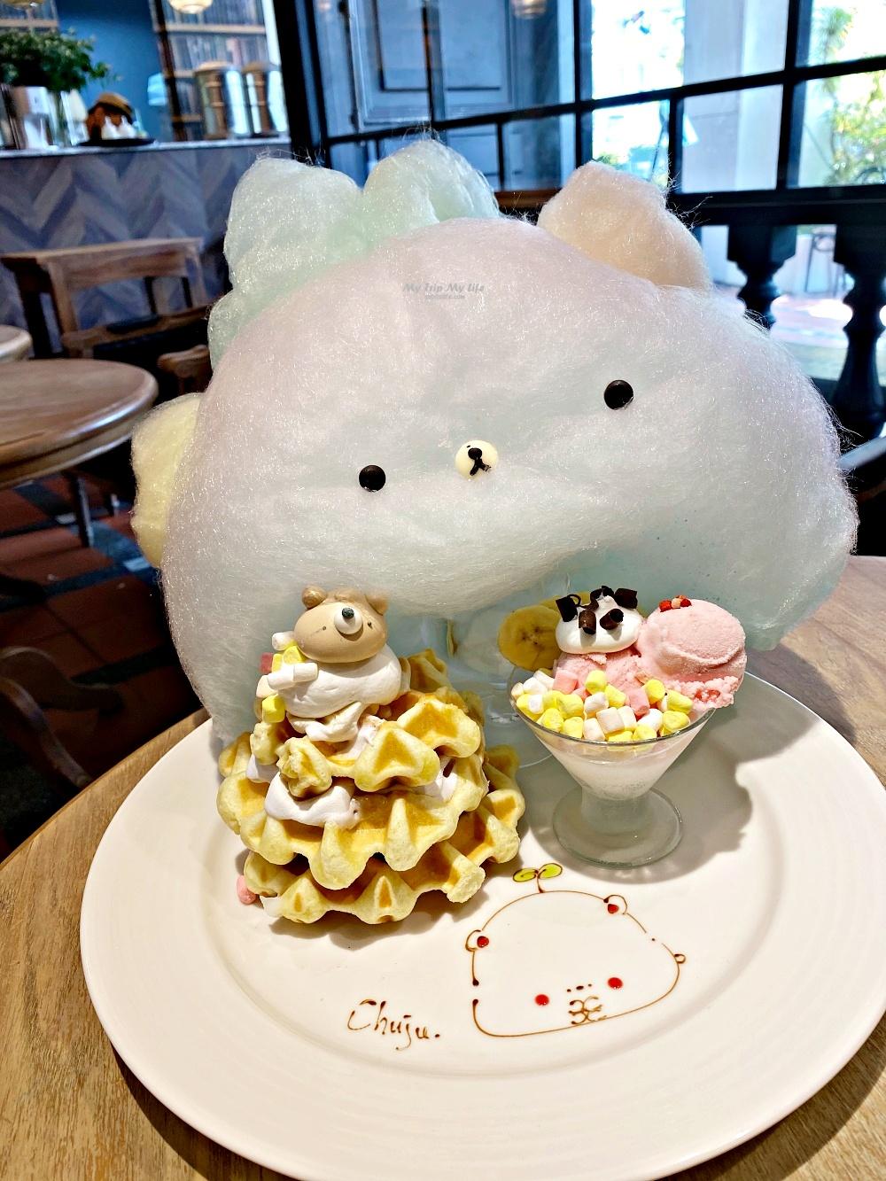 《美食紀錄》台南中西區 – 「CHUJU雛菊餐桌」大人小孩都滿足的美食天地 @MY TRIP ‧ MY LIFE