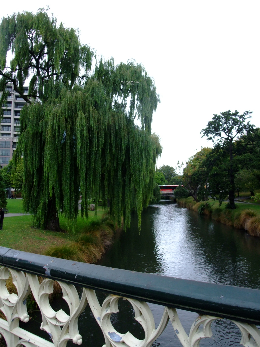 【紐西蘭旅行】南島基督城Christchurch、夢娜維爾花園Mona Vale Garden、回憶橋Bridge of Remembrance @MY TRIP ‧ MY LIFE