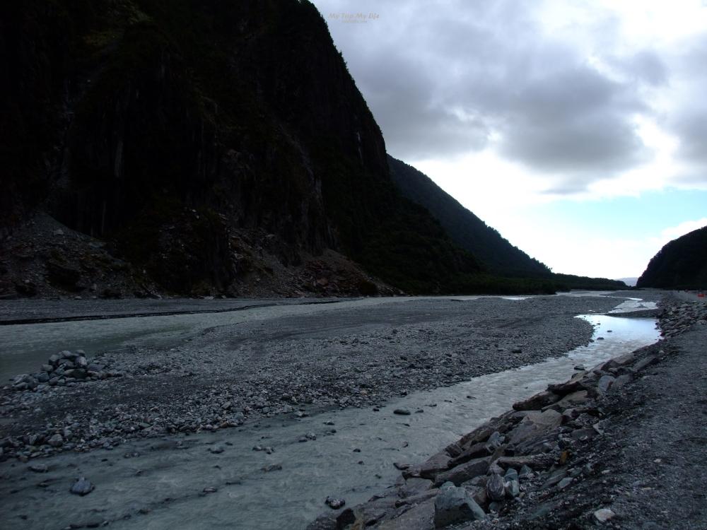 【紐西蘭旅行】南島福克斯冰河Fox Glacier探險 @MY TRIP ‧ MY LIFE